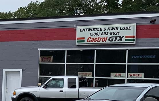 Entwistle's Garage - Auto repair in Leicester, MA